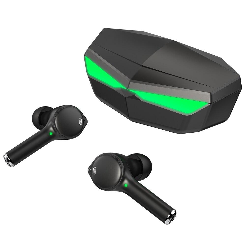 Fones de Ouvido Bluetooth sem Fio Controle de ia Resistente à Água com Emparelhamento Premium Gaming Automático Toque Habilitado N8g Tws Ipx5