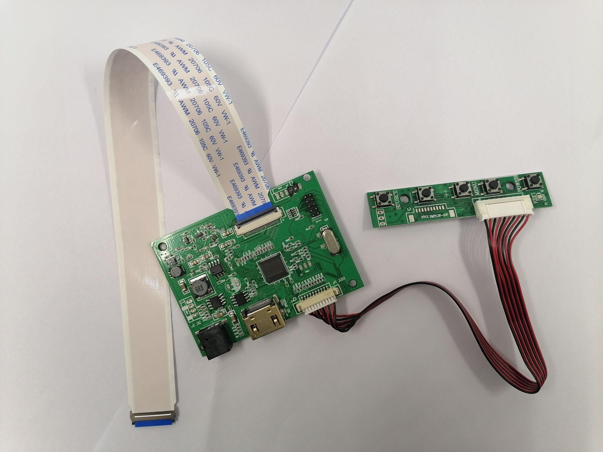عدة ل TV101WXM-NP1/B101EAN01.8/NV101WXM-N51 1280x800 تحكم عن بعد مجلس HDMI متوافق LED EDP لوحة رصد مصغرة 30pin
