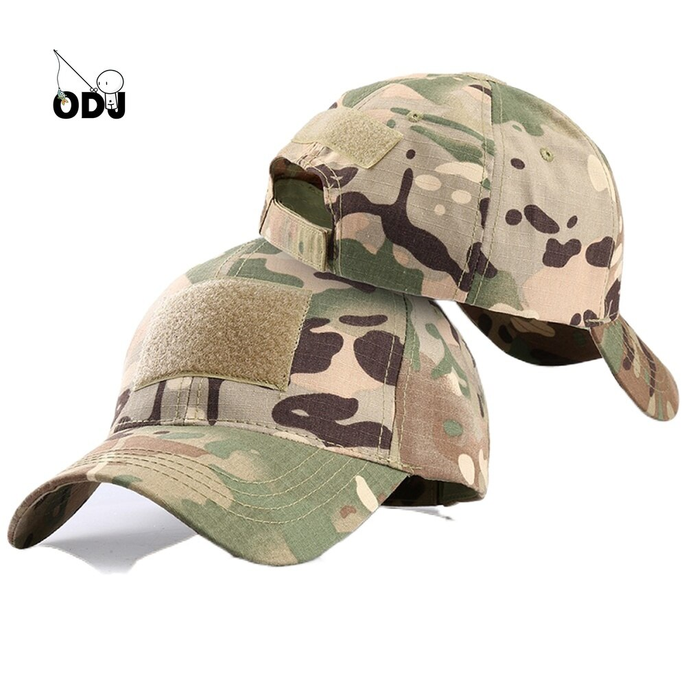 1P Outdoor Multicam Camouflage Adjustable Cap Mesh Tactical Military Army Airsoft Fishing Hunting Hiking Basketball Snapback Hat
