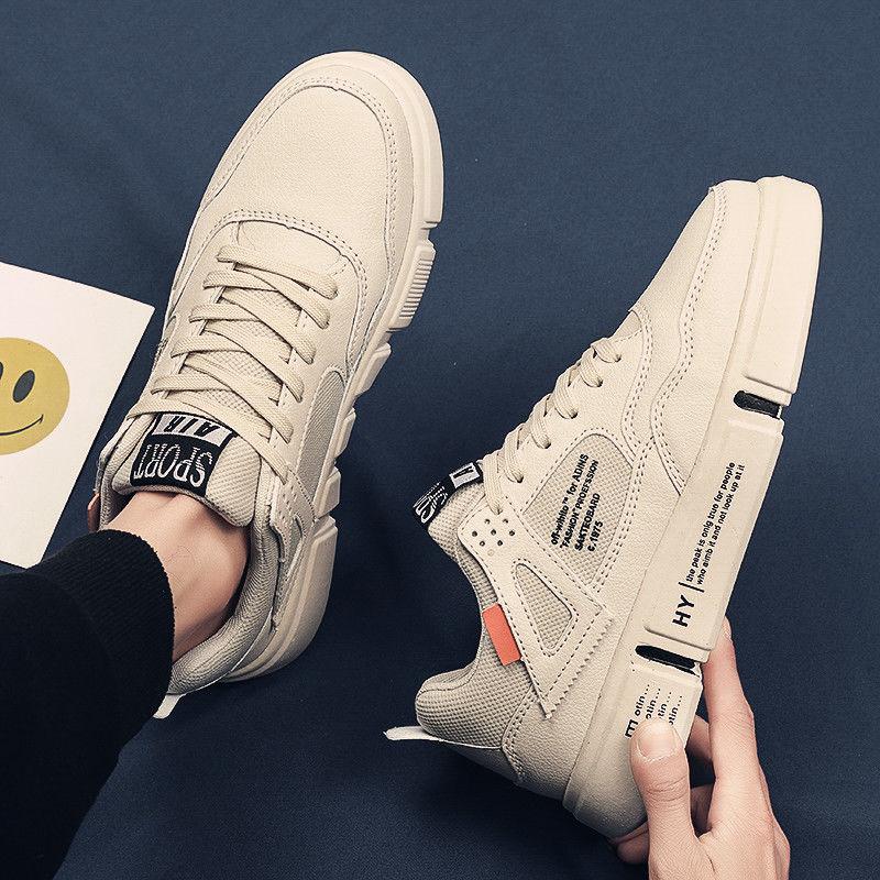 Sapatos para Homem Tênis para Homem Sapatos de Plataforma Apartamentos de Trabalho Sapatos Casuais Tênis Masculinos Confortável Formadores