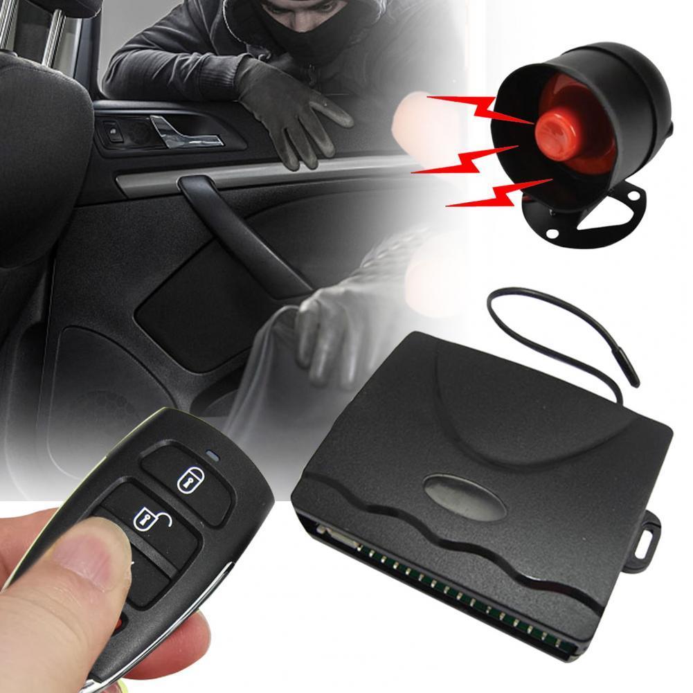 Профессиональная автомобильная система сигнализации 802B-8101, защита от кражи, безопасная портативная система сигнализации с дистанционным у...