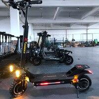 Электрический скутер 70 км/ч 1600 Вт #5