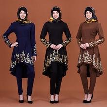 2020 Robe musulmane femmes vêtements islamiques caftan marocain marquage à chaud mode Abayas Robe dubaï Abaya turc vêtements nouveau