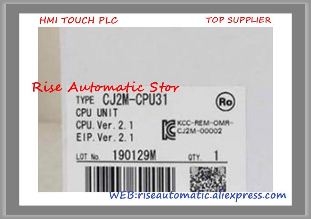 جديد الأصلي CJ2M-CPU13 CJ2M-CPU14 PLC