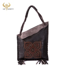 Classic Real Leather Famous Brand Luxury Ladies Large Shopper handbag Shoulder bag Women Designer Fe