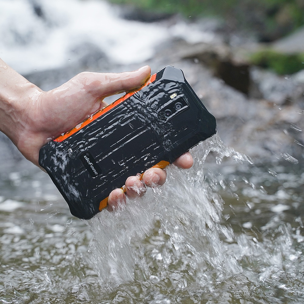 Ulefone Armor X5 Pro Rugged Mobile Phone IP68/IP69K Waterproof 4GB 64GB Android 10.0 Smartphone Octa Core CellPhone NFC 5000mAh enlarge