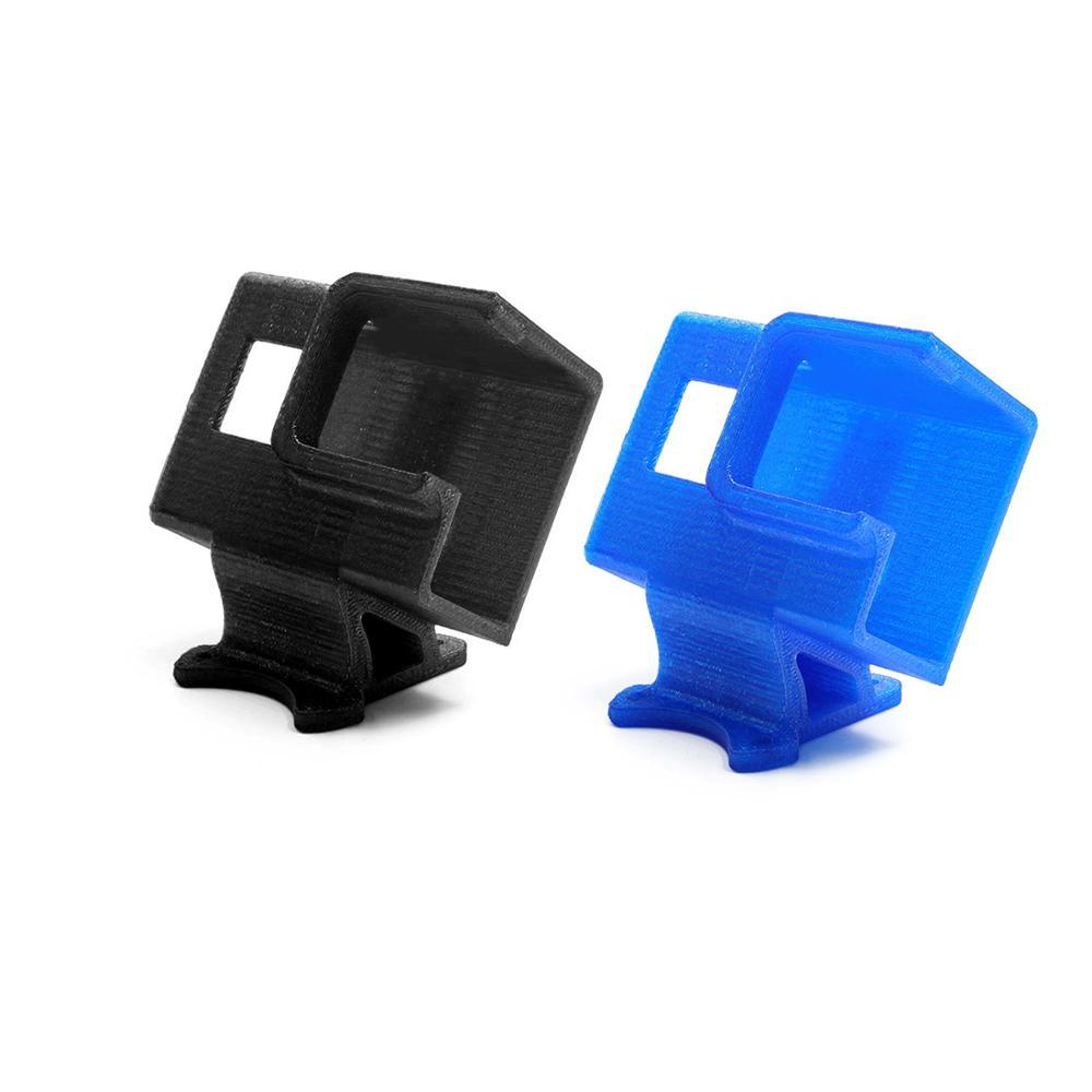 Fundas de Material de TPU impresas 3D soporte de montaje fijo para cámara Gopro7 para Dron de carreras GEP-Mark4 FPV