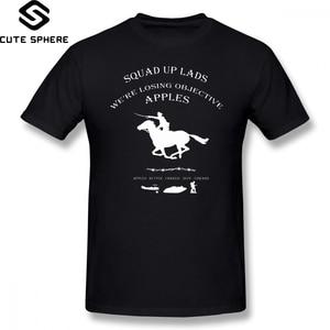 Battlefield T Shirt Battlefield T-Shirt Mens Cotton Tee Shirt Funny Streetwear Short Sleeves Plus size Graphic Tshirt2021 High q