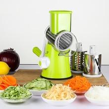 3 In1 Multifunctionele Cutter Hand Rotary Home Kitchen Tool Hand Chopper Groentesnijder Voedsel Cutter Keuken Gadget Tool