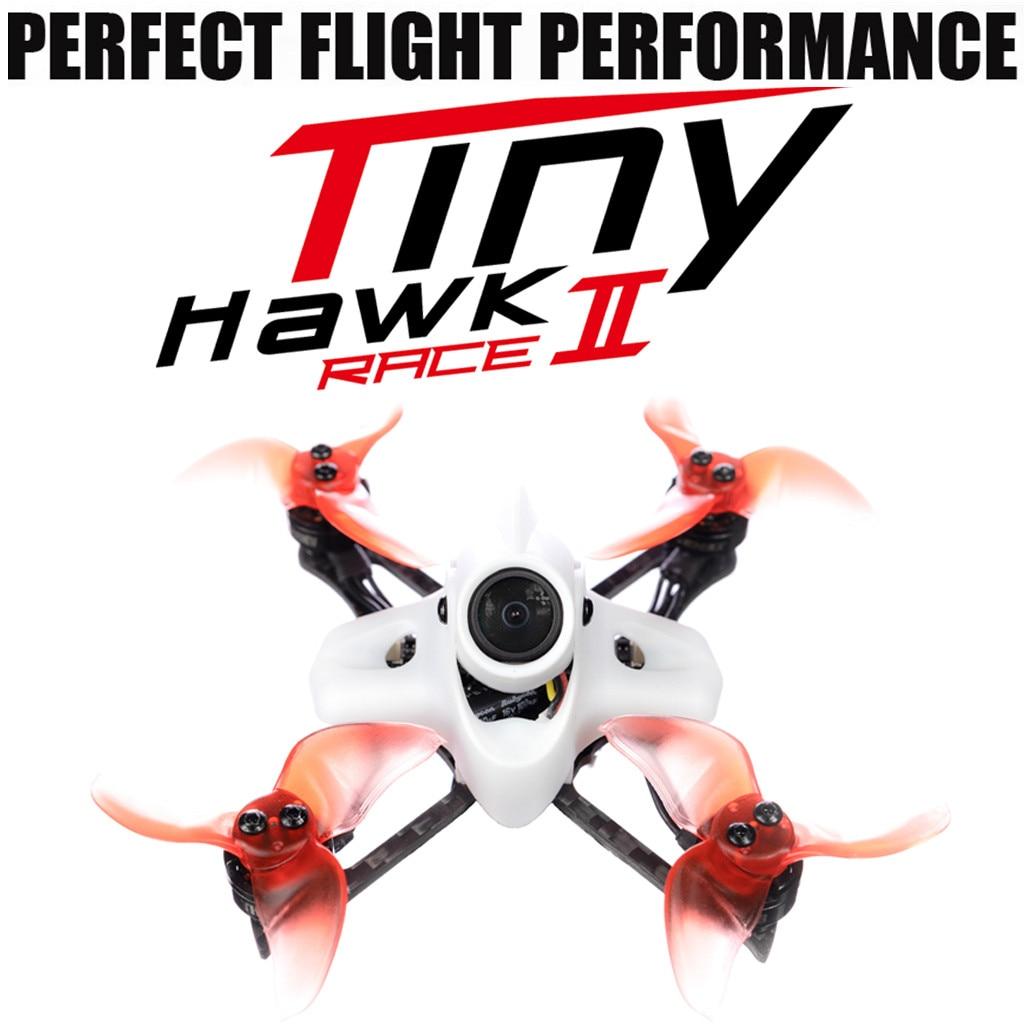 "EMAX Tinyhawk 2 RACE BNF 90mm F4 5A 7500KV 200mw Runcam Nano 2 FPV Racing Drone RunCam Nano 2 1/3 ""700TVL CMOS AIO Controller"