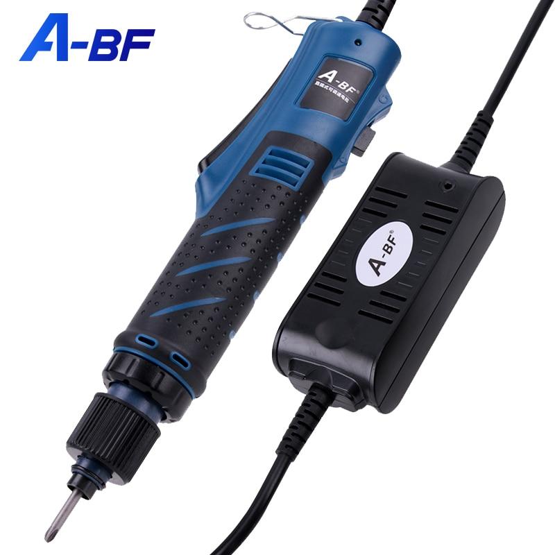 A-BF مفك كهربائي ستبليس سرعة الطاقة إصلاح أداة تنظيم التلقائي الكهربائية دفعة الصناعية الإلكترونية مفك