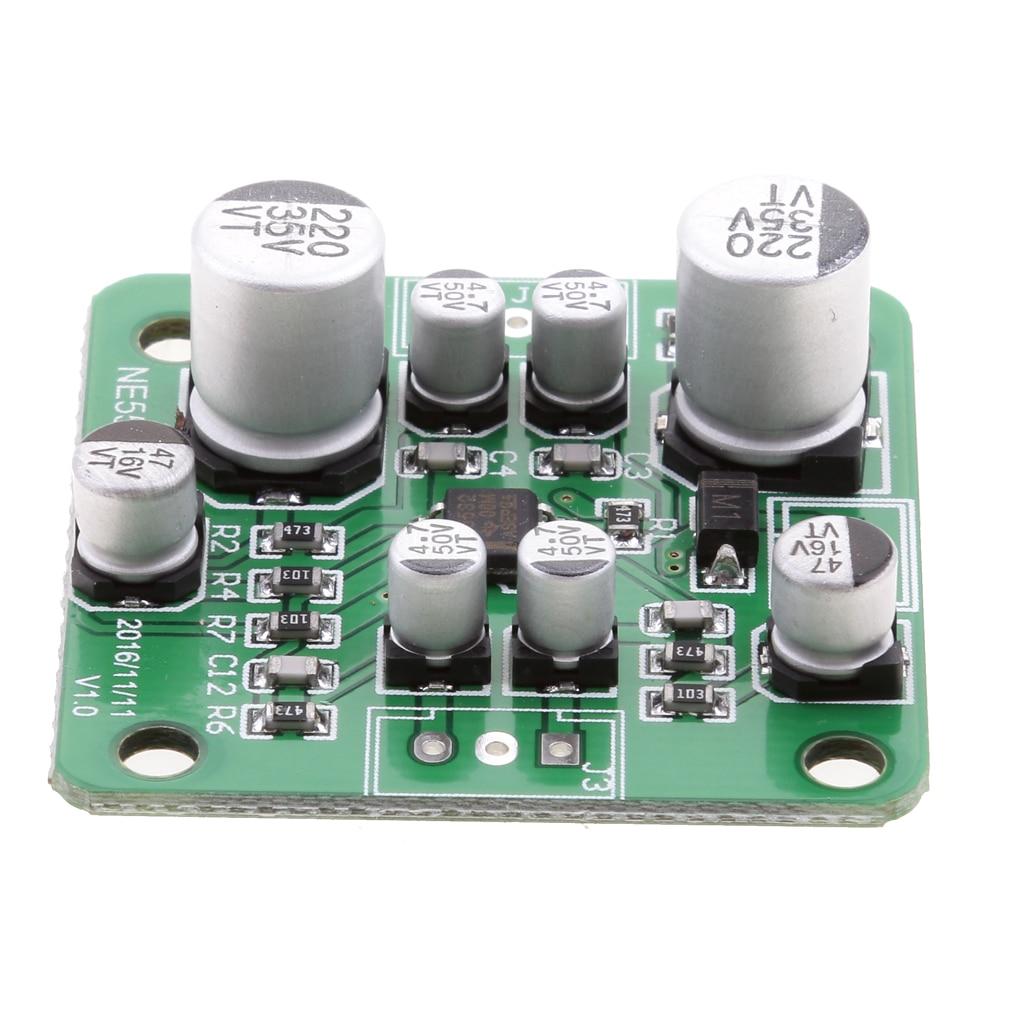 Vorverstärker NE5532 Stereo Audio Verstärker Modul Amp PCB Board DIY