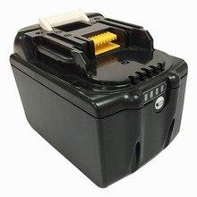 BL1890 чехол для аккумулятора PCB Защитная плата для зарядки корпус коробка для MAKITA 18V BL1860 9.0Ah 6.0Ah светодиодный индикатор li-ion