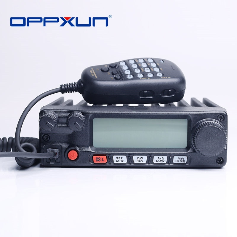 75W power car-mounted high-frequency interphone FT-2900R car-mounted maritime ship