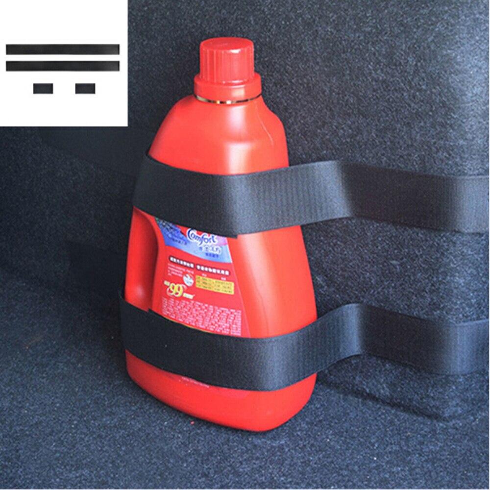 4 Pcs/set Car fire extinguisher strap for porsche 911 ram 1500 bmw e36 chysler jeep cherokee dodge journey bmw f10 chrysler 300c