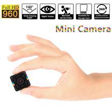 Professional Mini Camcorder SQ11 Mini Camera IR Night Vision 960 Camera 140 Degree HD DV DVR Anti-th