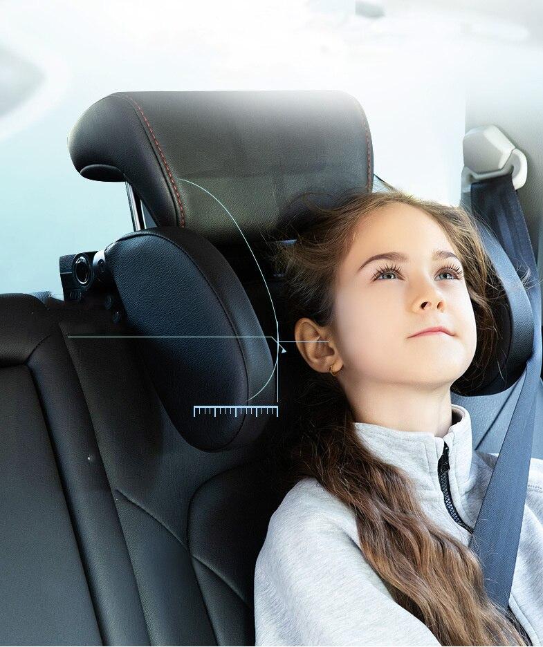 Автомобильная подушка на подголовник, автомобильные гаджеты, подголовник для сна, удобное решение для поддержки, автомобильные аксессуары,...