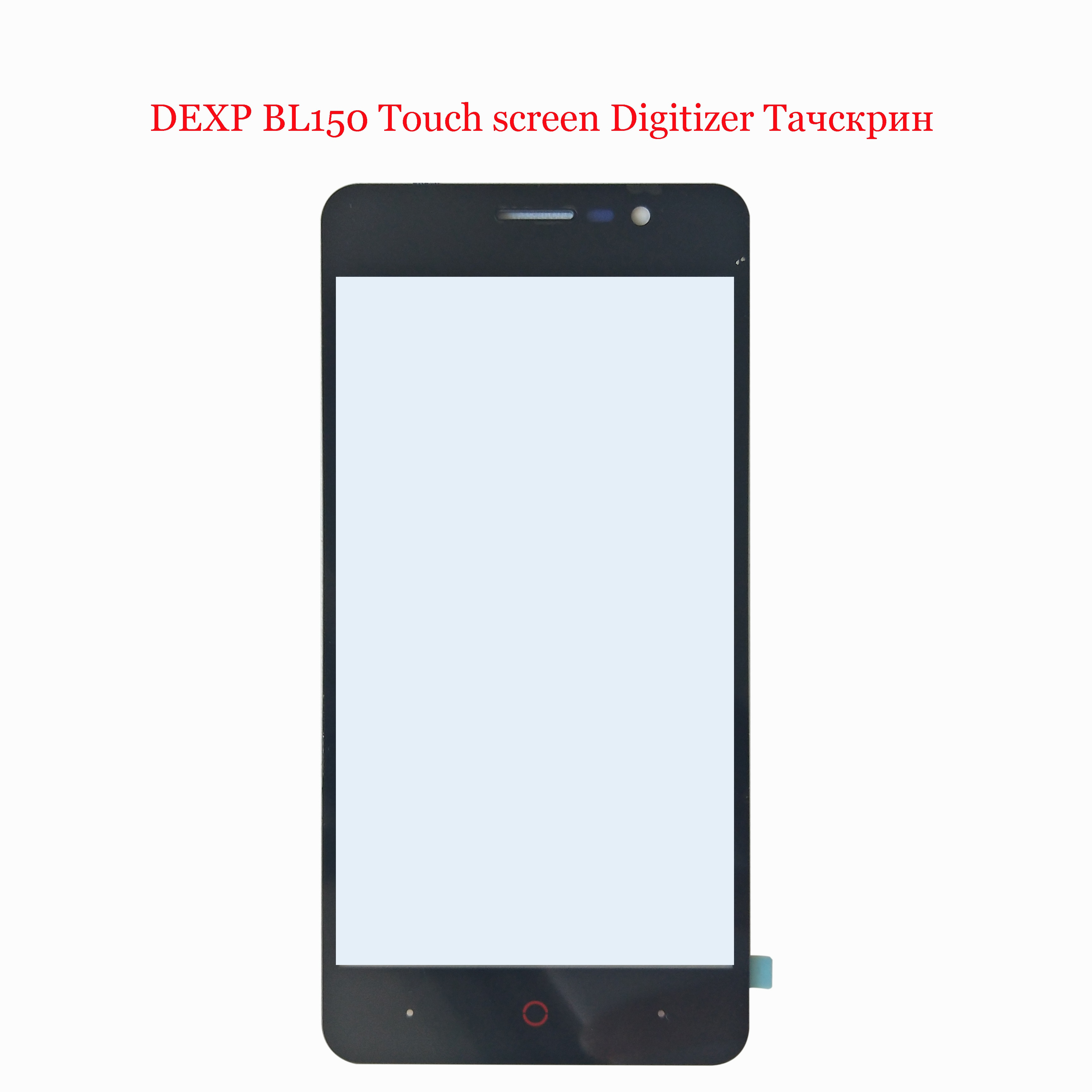 Nuevo 5,0 pulgadas para DEXP BL150 pantalla táctil panel sensor de vidrio lente vidrio digitalizador para DEXP BL 150 teléfono celular