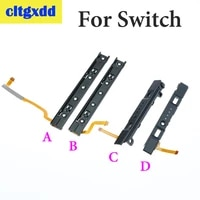 cltgxdd l r lr slide left right sliders railway for nintend switch console slide rail for ns joy con controller track
