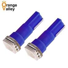 500 Uds T3 T4.2 T4.7 B8.5 B8.3 B8.4 T5 1 SMD 5050 LED 2835 1SMD bombillas con Base de cuña para paneles (calibre bombillas)