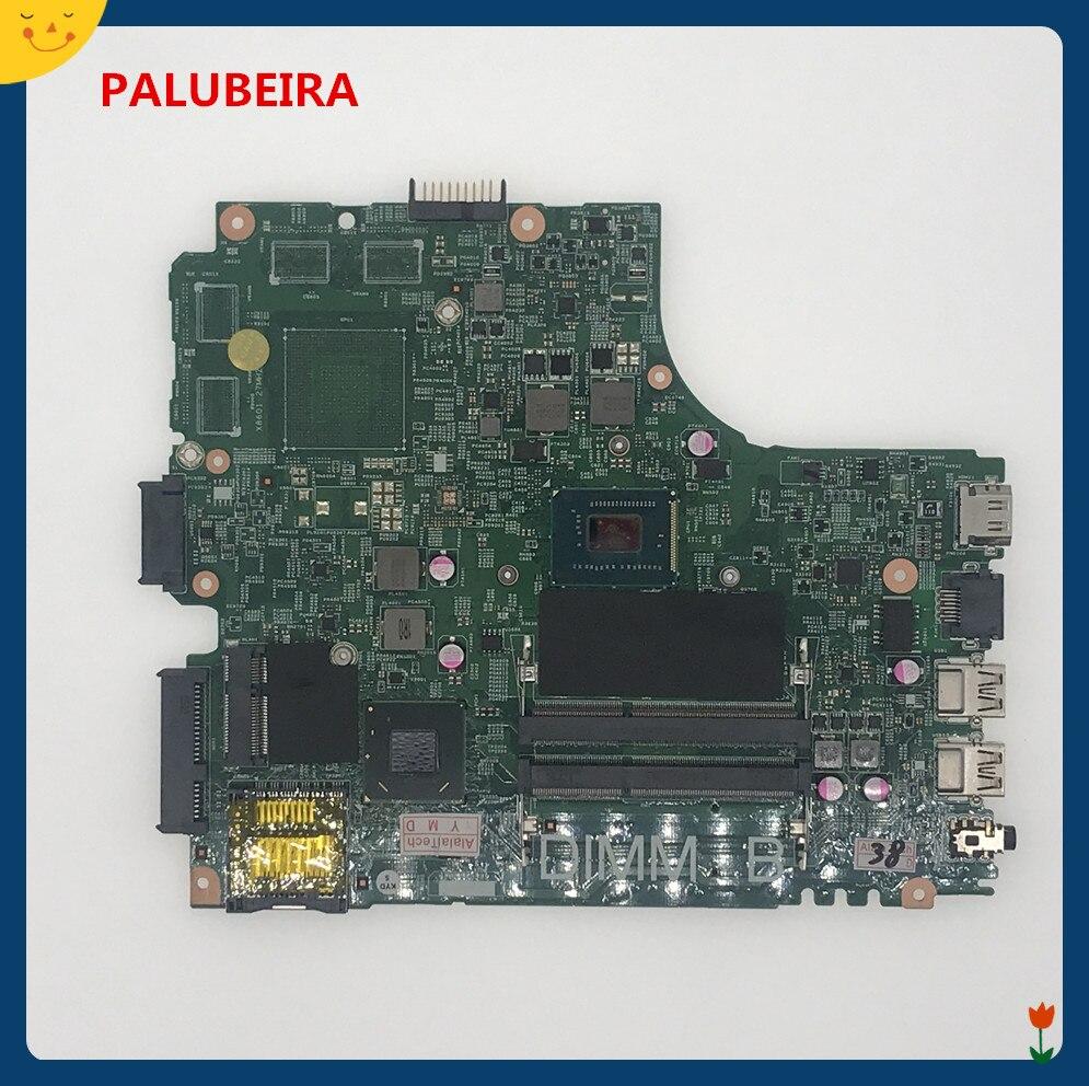 PALUBEIRA CN-0PTNPF 0PTNPF para la placa base del ordenador portátil DELL INSPIRON 3421 5421 SR10A 1017U placa principal 12204-1 DNE40-CR PWB 5J8Y4