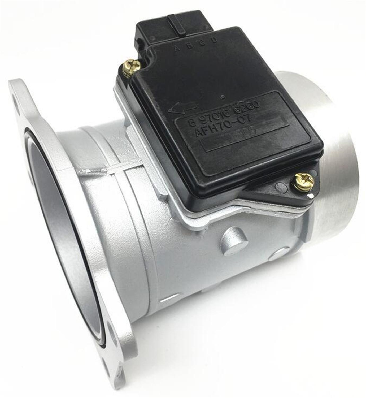 1 unidad de medidores de flujo de aire másico originales de Japón, sensores de flujo de aire automáticos AFH70-07 6970166260 para Isuzu