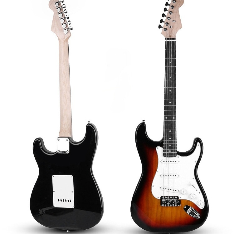 Electric Guitar Jazz Soprano  Professional Performance Basswood Guitar Rosewood Unisex Chitarra Classica Entertainment EH50G