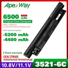 Laptop Battery For Dell Inspiron 17R 5721 17 3721 15R 5521 15 3521 14R 5421 14 3421 MR90Y VR7HM W6XN