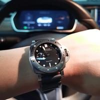 Luminor inferior p00682 men\'s watch automatic mechanical watch domineering fashion men\'s Watch