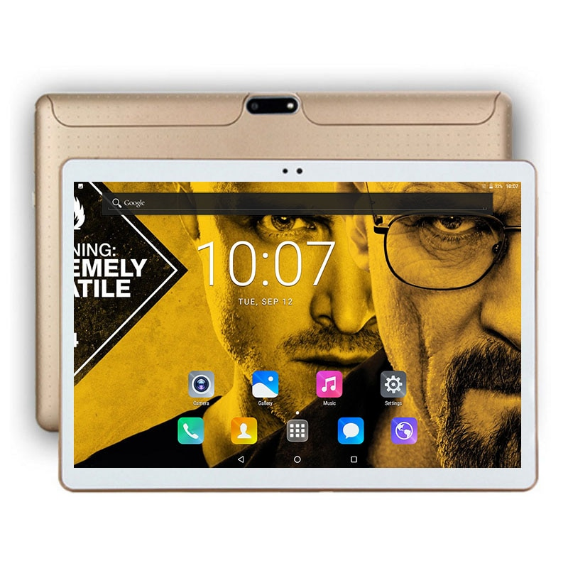 Original Phone Call 10 Inch Tablet PC Android 8.0 4G Octa Core 6GB RAM 128GB ROM 1280*800 IPS LCD Tablets 10 Inch Kids Tablets
