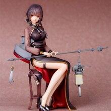 Myethos, chica Sexy, buque de guerra, chicas R Light Cruiser Yat Sen, figuras de acción de juguete de PVC, figura de Anime, estatua coleccionable, regalo
