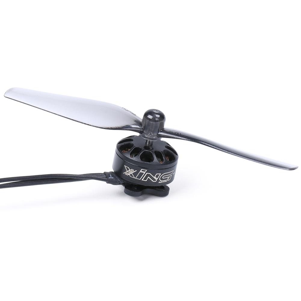 iFlight XING-E 1103 10000KV 2-3S Micro Motor with 30AWG 100mm wire for for 2-3S brushless whoop drone enlarge