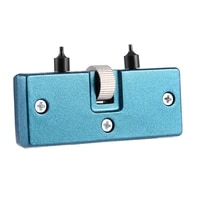 watch repair tool kit adjustable back case opener cover remover screw watchmaker open battery change repair fix tool