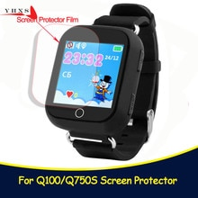 HD Glass Screen Film Protector for Q90 Q100 Q750 Q750S Baby Kids Child Smart Watch Smartwatch Glass