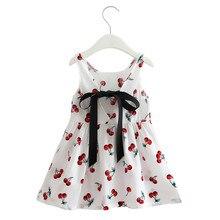 Sommer Spitze Bogen Weste Kleid für Mädchen Sommerkleid 2nd Geburtstag Vestige 6T Kleinkind Mädchen Kleider Robe Fille Roupas Vestido infantil