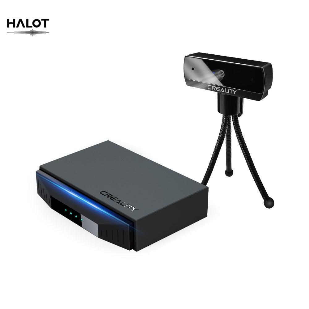 Официальная смарт-карта HALOT с камерой и Wi-Fi-приставкой с пультом дистанционного управления 8G TF для серии CR/Ender-3 Series/Ender-5 Series/Ender-6