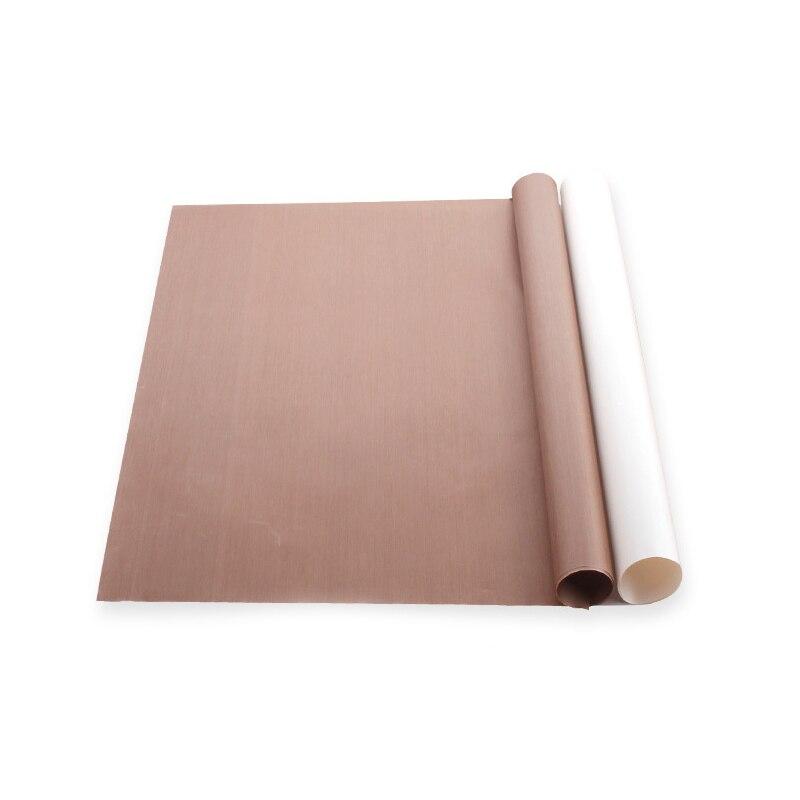 Антипригарный многоразовый коврик для выпечки тепловой пресс-панель для рукоделия жаростойкий легкий для очистки барбекю гриль и выпечки коврики макароны формы для выпечки