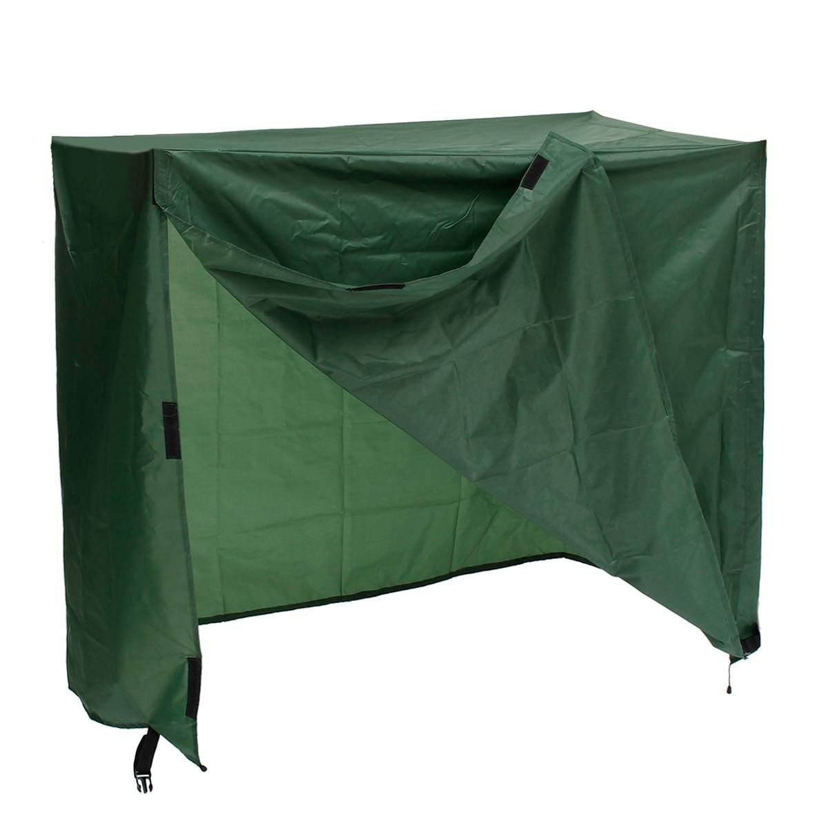 A mobília do jardim cobre o balanço impermeável do pátio dustproof para o jardim exterior capa protetora