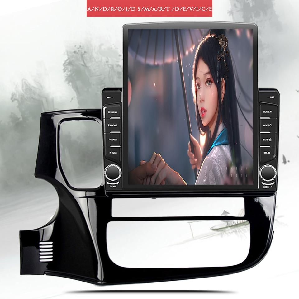 6G + 128G أندرويد 10.0 DSP ل أوتلاندر 3 2012-2018 راديو السيارة الوسائط المتعددة مشغل فيديو الملاحة لتحديد المواقع RDS 2 din dvd رئيس وحدة