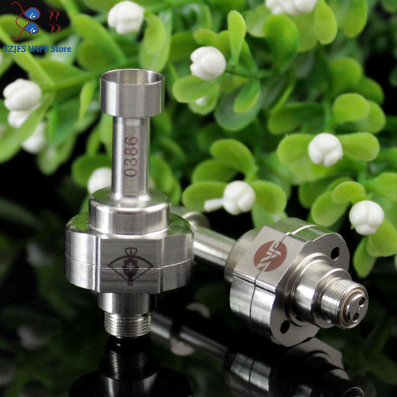 e cigarette rda SXK SVT CROSSBOW RBA MTL modular AFC in PC-ABS 1.2mm air inlet hole airflow tobacco 19mm Atomizer vs gtr kayfun enlarge