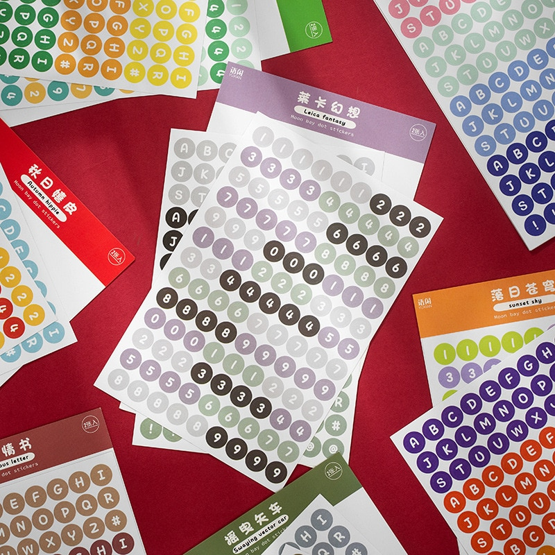 234-pz-pacco-alfabeto-lettera-e-puntini-adesivo-adesivo-colorato-etichette-decorative-per-album-di-diario