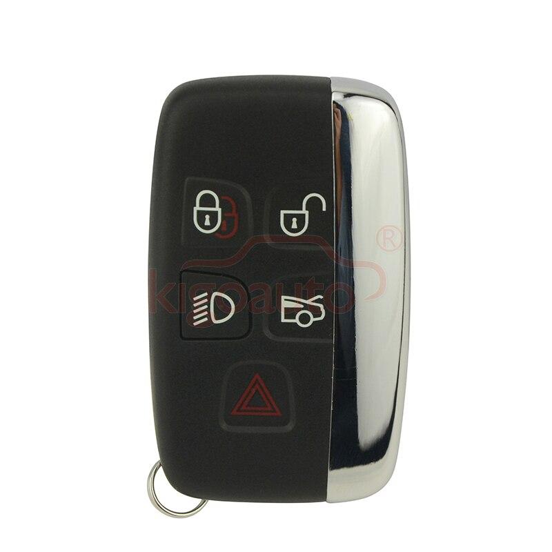 KOBJTF10A Smart key 5 button 434Mhz pcf7953 for Jaguar XJ XK XF XE F 2010 2011 2012 2012 2014 2015 kiogauto