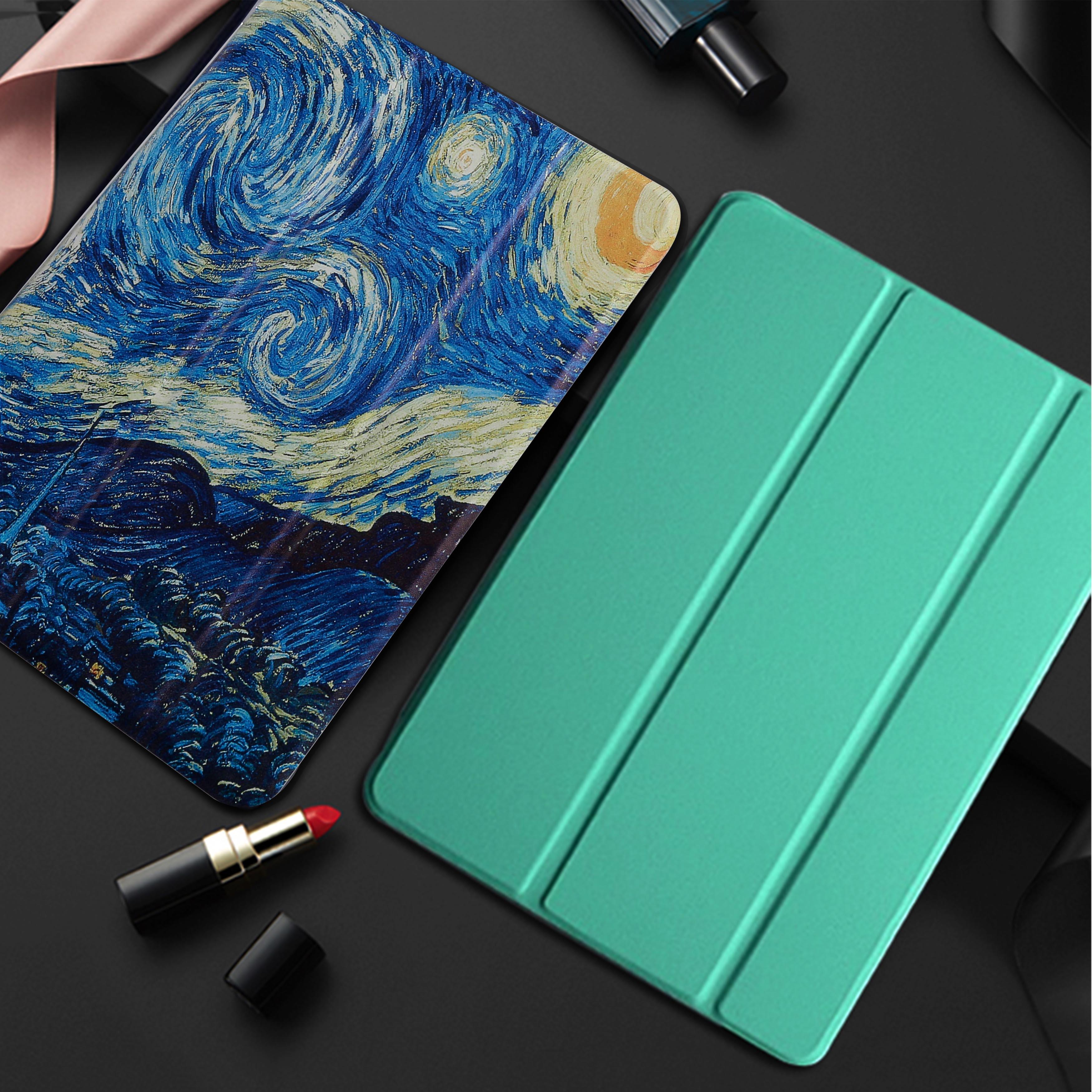 Funda de cuero PU para tableta Samsung Tab A 2016 SM-T580 T585,...