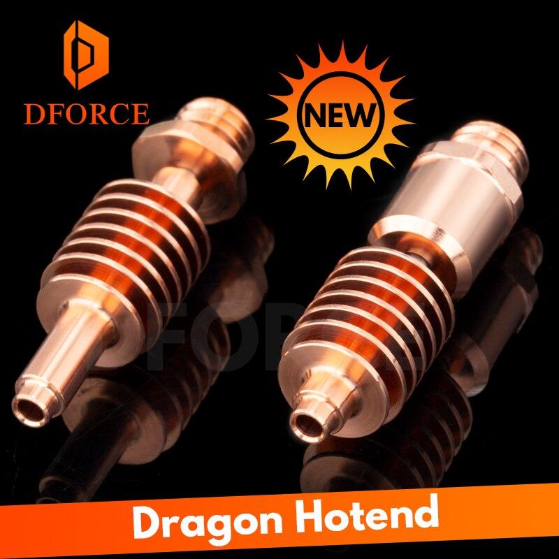 DFORCE-Dragon Core(Dragon heartbreak) ، قطع غيار لإصلاح Dragon Hotend/hotend بدرجة حرارة عالية متوافقة مع Dragon HOTEND