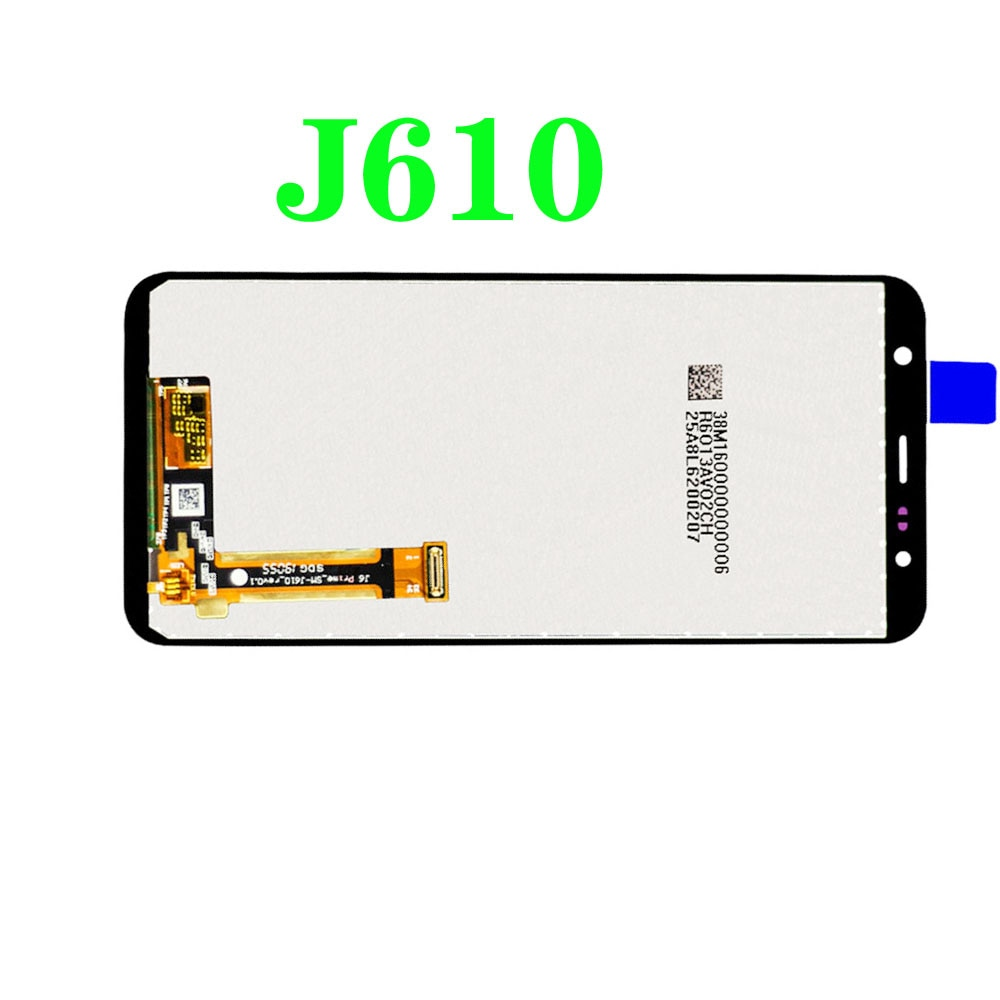 Original LCD For Samsung Galaxy J6 Plus 2018 J610 SM-J610F LCD Display for J6 2018 J600 J600F J600Y LCD Touch Screen Assembly enlarge