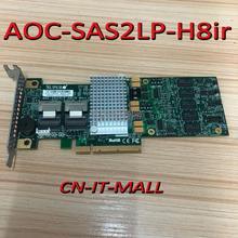Sacó AOC-SAS2LP-H8ir LSI 2108 RAID Caid