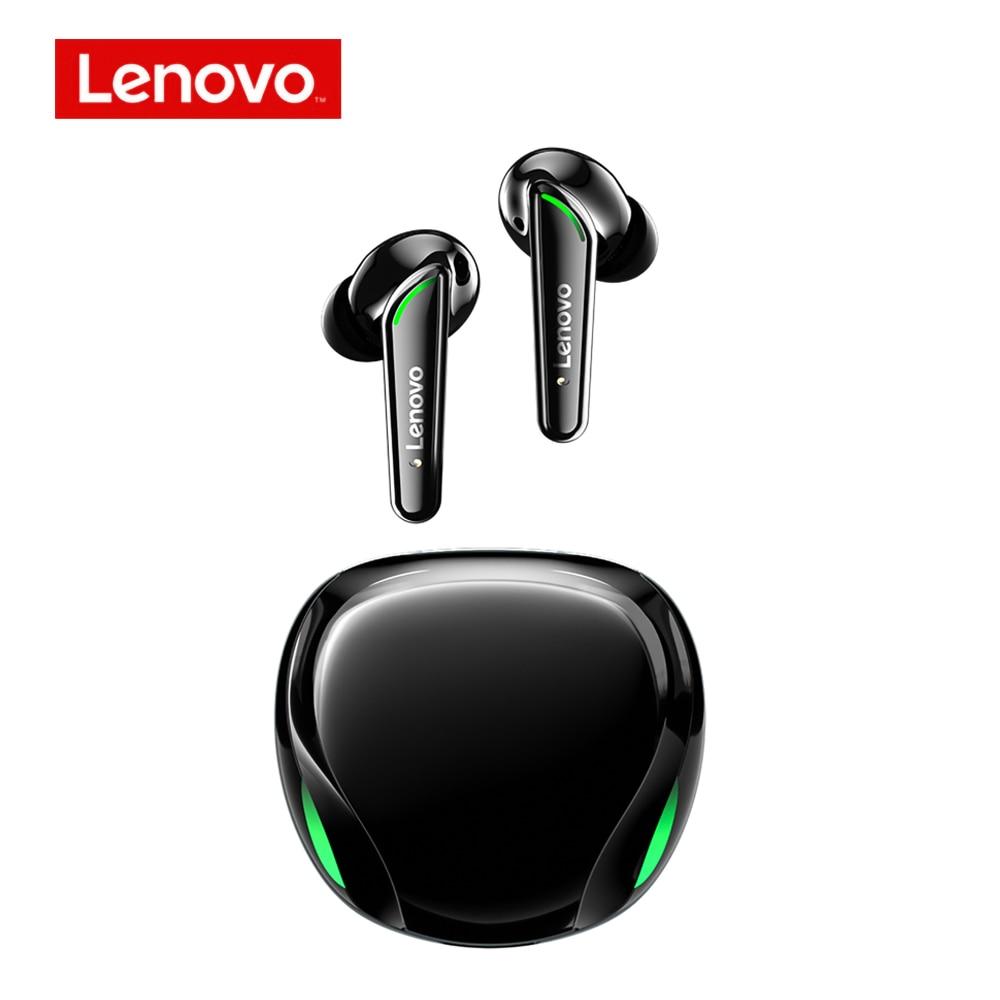 Original Lenovo XT92 TWS Earphone Wireless Bluetooth Headphones AI Control Gaming Headset Stereo bass With Mic Noise Reduction