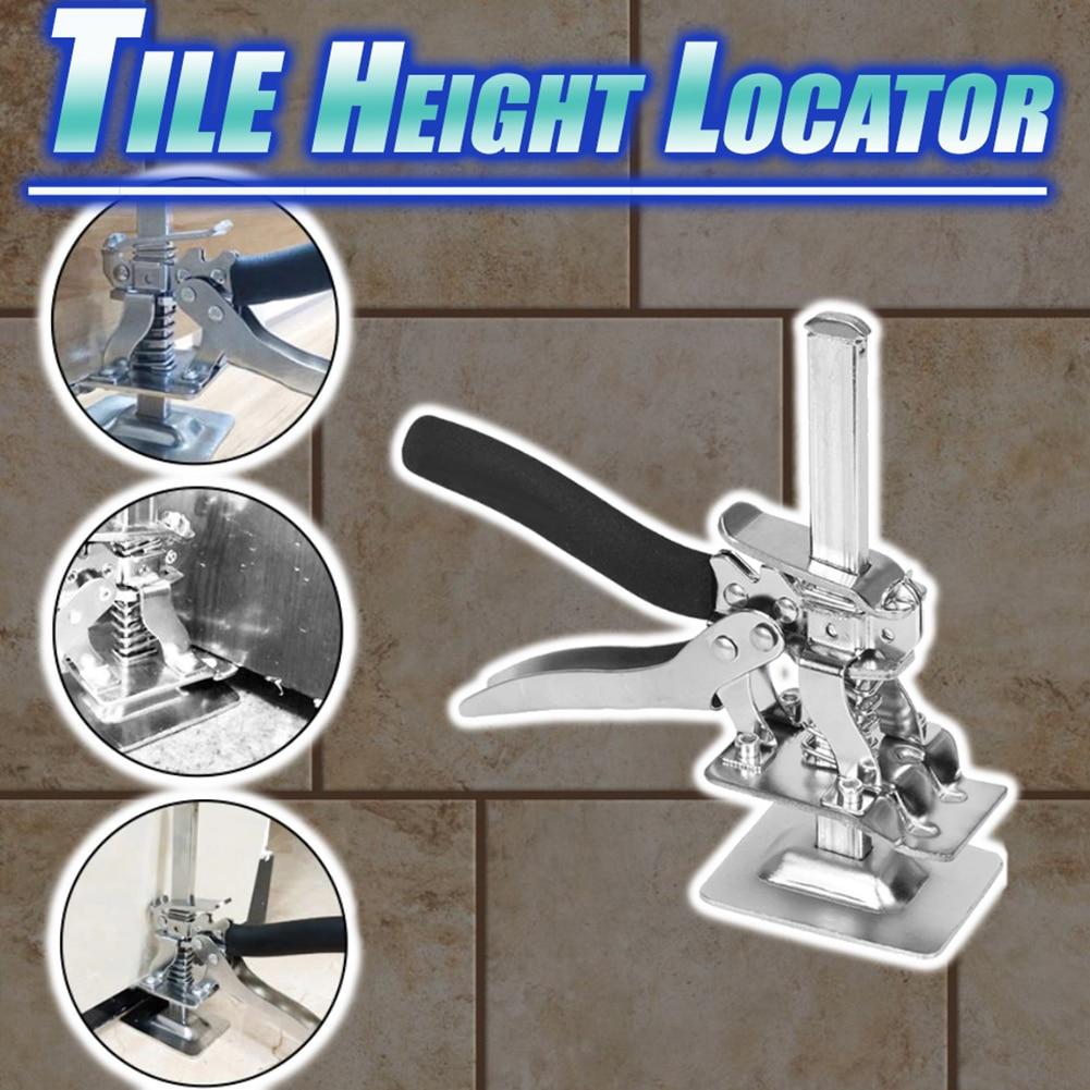 Regulator wysokości płytek precyzyjna wysokość podnośnik do płytek narzędzie budowlane płytki podłogowe System poziomowania уровень строительный