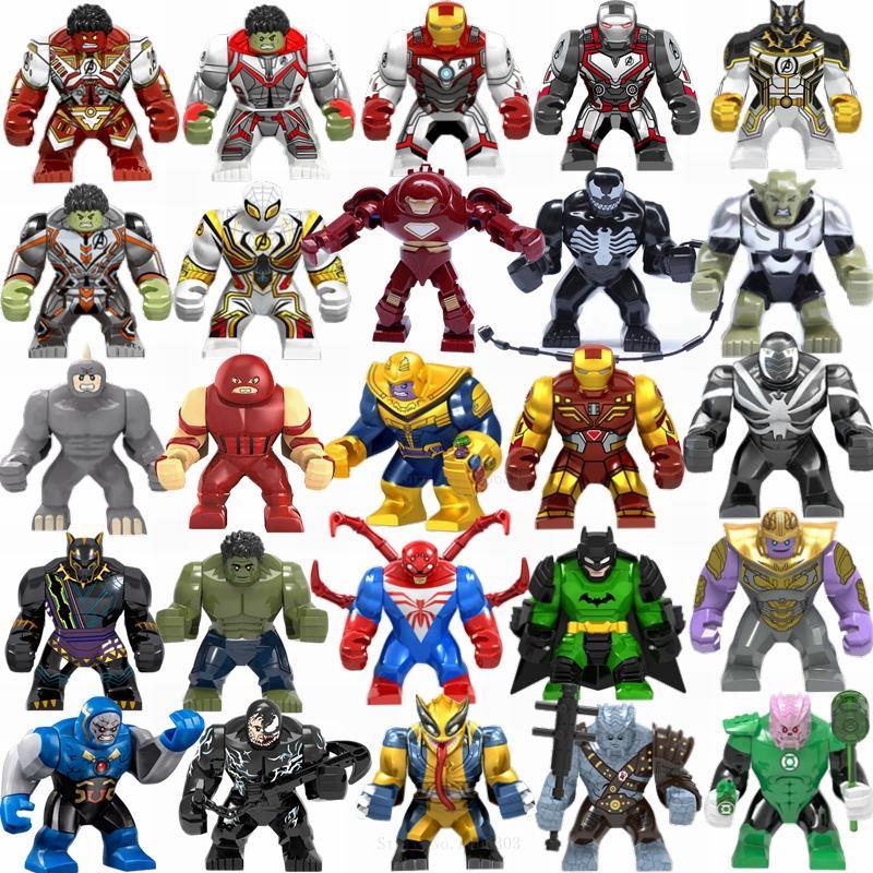 hulk-de-los-vengadores-de-marvel-thanos-iron-man-bat-venom-lobezno-superheroes-bloques-de-construccion-figuras-juegos-juguetes-para-ninos-regalos