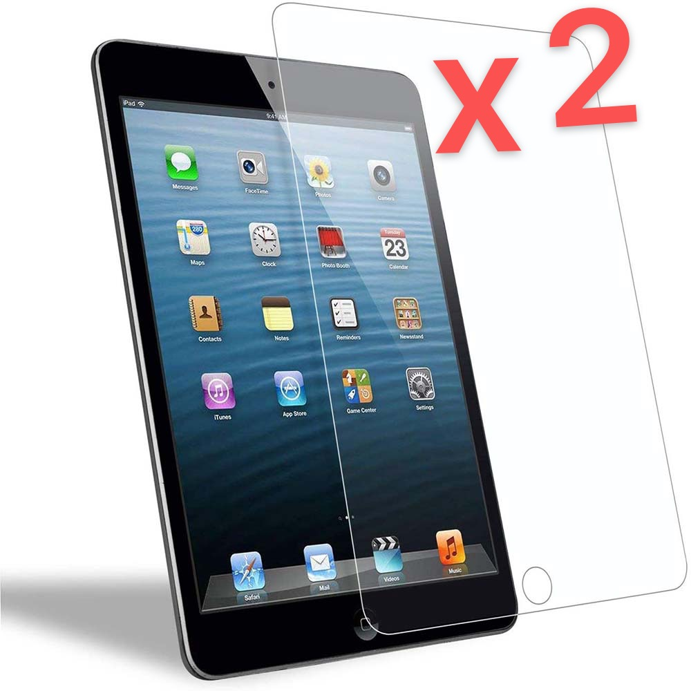 2Pcs Tablet Tempered Glass Screen Protector Cover for Apple IPad 6th Gen 2018 9.7 Inch/IPad 5th Gen 2017 Tempered Film